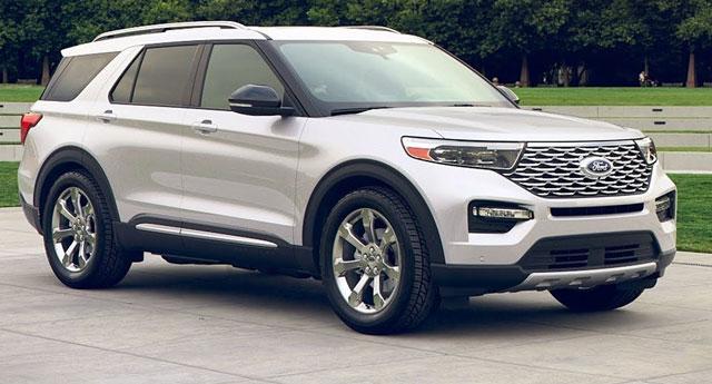 Ford 775 bin Explorer SUV'u geri çağırdı