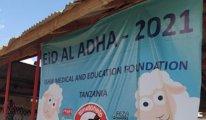 Tanzanya'da kurban etleri 45 bin aileye ulaştı, Güney Afrika'da yağmalamalardan etkilenenlere kampanya