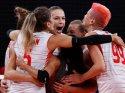 A Milli Kadın Voleybol Takımı, ikinci maçında İtalya'ya 3-1 yenildi