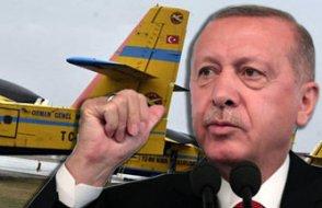 Erdoğan'ın 'THK'nin elinde uçak yok' sözlerini, THK'nin sitesi yalanlıyor
