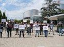 Eski askeri öğrenciler AİHM önünde adalet arıyor