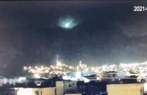 İzmirlileri heyecanlandıran meteor görüntüsüne bilimsel açıklama geldi
