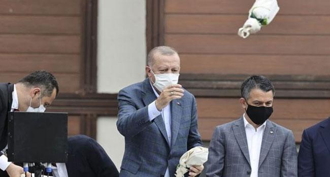 Erdoğan ile ilgili kutuplaşma siyasetine dair ilginç iddia