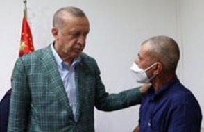 'Şahin Akdemir'in ailesini ziyaret etmedi, ayağına getirtti'