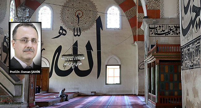 [Prof. Dr. Osman Şahin ] Allah izin veriyor da biz yapıyoruz öyle mi, Asla! -2