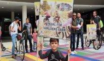 Avrupa'dan yükselen ses: Özgürce bisiklet sürmesi gereken çocuklar cezaevinde