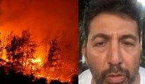 Emre Kınay'dan ibretlik orman yangını yorumu