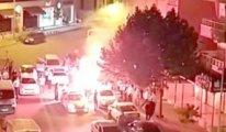 Düğün magandaları terör estirdi! Vatandaşlar polise tepki gösterdi