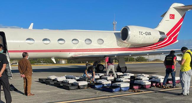 Brezilya'da kokain bulunan uçağın ilginç hikayesi