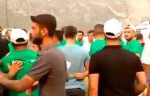 Milas Afet Koordinasyon Merkezi'nde çalışanlara saldırı