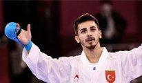 Eray Şamdan karatede gümüş madalya kazandı