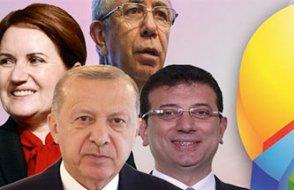 Erdoğan, kan kaybediyor: En beğenilen liderler arasında 3'ncü sıraya geriledi