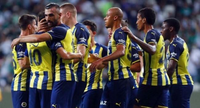 Fenerbahçe'nin yıldız isminden milli takım açıklaması