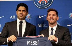 PSG'ye Messi'den kötü haber
