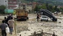 Selin vurduğu Bozkurt'ta hasar büyük