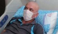 Tutuklu kanser hastası Yusuf Özmen acile kaldırıldı