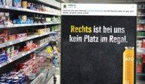 Alman market devinden popülist sağ partiye: Rafımızda size yer yok!