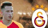 Morutan, Galatasaray için İstanbul'a geldi