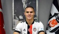 Beşiktaş bir transferi daha açıkladı