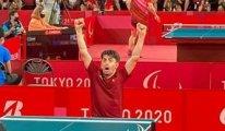 Abdullah Öztürk olimpiyat şampiyonu!