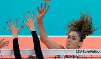 Türkiye Kadın Voleybol Takımı, yarı finalde Sırbistan'a yenildi