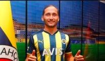 Fenerbahçe, Crespo ile 3+1 yıllık sözleşme imzaladı