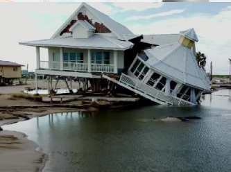 Kasırganın dümdüz ettiği Louisiana'da bilanço ağırlaşıyor