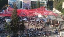 İşte Erdoğan'ın şoke eden miting fotoğrafları