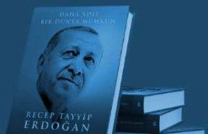 Erdoğan kitabının Fransızca baskısını İngilizce diye tanıttı