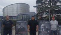 Kayıp yakınları AİHM önünde adalet çağrısı yaptı