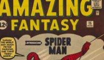 Örümcek Adam'ın ilk sayısı rekor fiyata satıldı