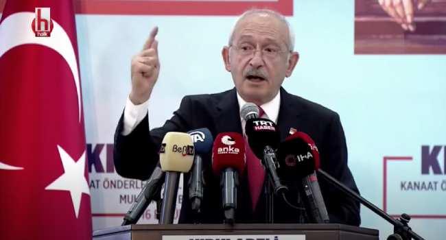 Kılıçdaroğlu, Zindaşti dosyasını açtı: Kim çıkardı?