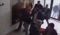 AKP'li Başkan, Belediye içinde adam dövdü
