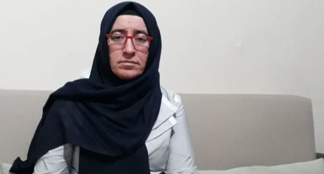 Yedi haftalık bebeğini hapiste kaybeden kanser hastası Gülden Aşık yine tutuklandı