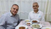 Gergerlioğlu ve Saçılık'ı misafir eden KHK'lı Akkuş'a 'gözdağı' operasyonu