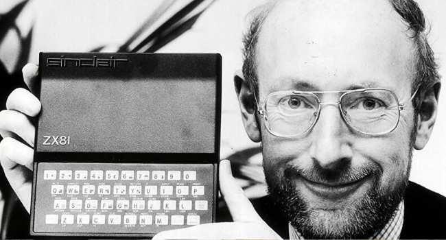 Teknolojiyi cebimize sığdıran adam Sinclair hayatını kaybetti