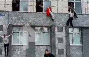 Rusya'da üniversitede ateş açıldı