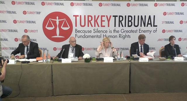 Türkiye insanlığa karşı suç işliyor