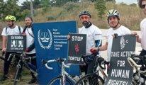 Türkiye'de yaşananları duyurmak için bisikletinizle destek olun