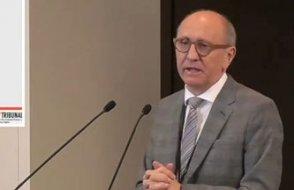 Profesör Lanotte, Turkey Tribunal'de işkencenin fotoğrafını gösterdi