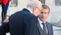 Lübnan Başbakanı ilk resmi ziyaretini Fransa'ya yaptı