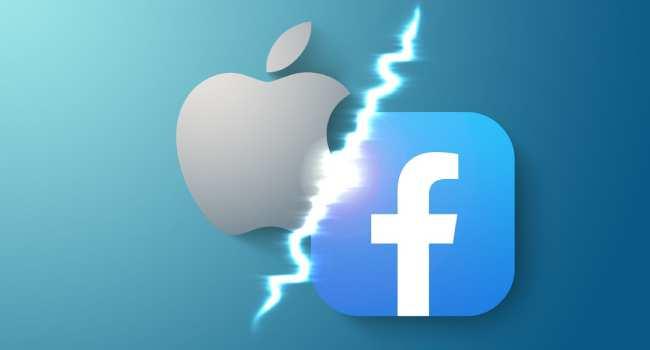 Apple, bakın Facebook'u neden ve nasıl tehdit etmiş