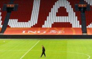 Ajax - Beşiktaş maçı kapalı gişe oynanacak