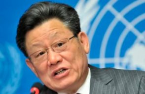 Çinli diplomattan ABD çıkışı