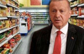 Market zincirleri Erdoğan'a isyan etti