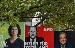 Aşırı sağ oy kaybetti; Yeşiller oylarını artırdı