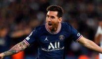 Messi, ilk golünü Manchester City'ye attı