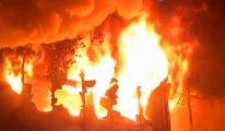 Tayvan'da 13 katlı binada yangın: 46 ölü