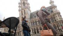Brüksel'de aşı pasaportu yürürlüğe girdi