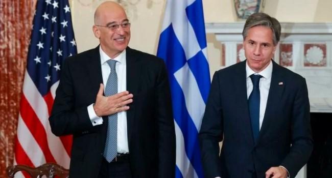 Yunan bakan Türkiye'yi şikayet etmiş